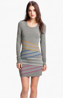 B44 Dressed by Bailey 44 Triathlon Multi Stripe Jersey Dress
