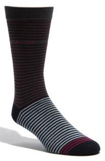 Ted Baker London Two Tone Stripe Socks (3 for $40)