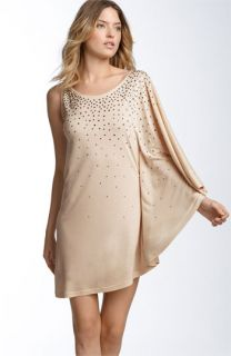 Haute Hippie Embellished Knit Dress