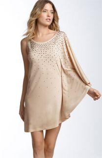 Haute Hippie Embellished Knit Dress