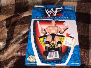 1996 Dan The Beast Severn Jakks Pacific Loose WWE WWF
