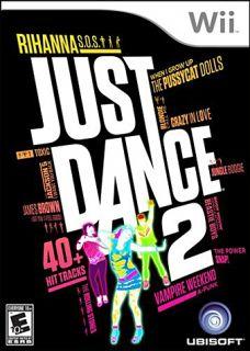 Just Dance 2 New Nintendo Wii