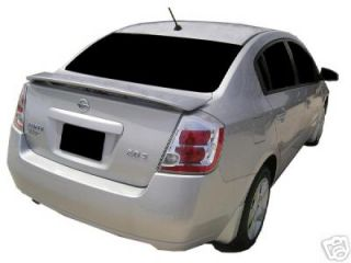 Nissan Sentra All Models Painted Custom Style Spoiler Wing Trim 2007