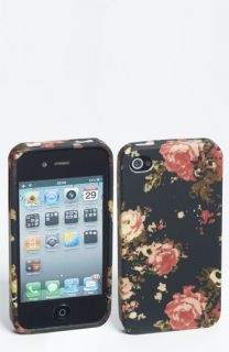 Design Lab Painterly Floral iPhone 4 & 4S Case