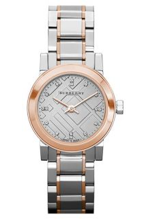 Burberry Small Diamond Dial Bracelet Watch