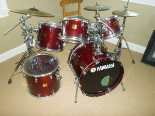 Yamaha Maple Absolute Custom 6 Piece