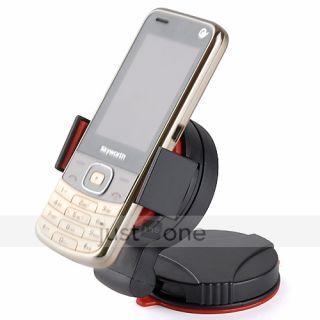 Dashboard Windshield Car Mounts Holder iPhone 4 3GS Galaxy S2 HTC PDA