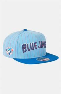 American Needle Blue Jays Snapback Baseball Cap