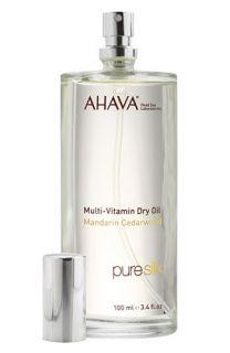 AHAVA Multi Vitamin Dry Oil Mandarin & Cedarwood
