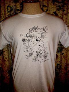 Daniel Johnston Yip Jump T Shirt