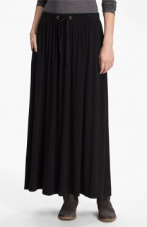 Eileen Fisher Drawstring Maxi Skirt (Online Exclusive)