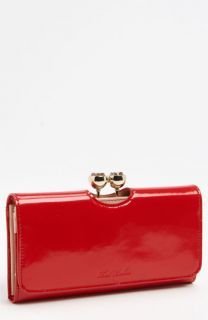 Ted Baker London Crystal Bobble Matinee Wallet