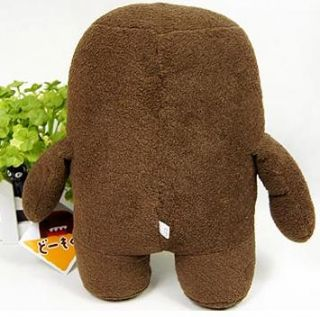 Domo Kun Stuffed Plush Figure toy Plush Doll