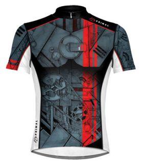 Primal Wear Torque Cycling Jersey 5X 5XL Big Mens Bike Bicycle Shirt