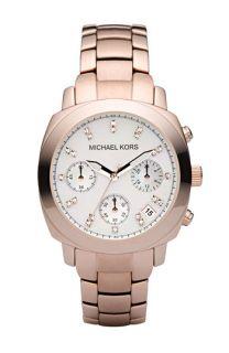 Michael Kors Chronograph Rose Gold Bracelet Watch