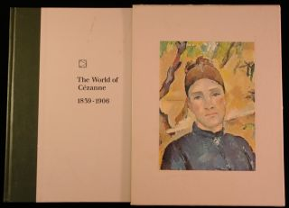 The World of Cezanne. Time Life Books. 1977 printing. 192 page