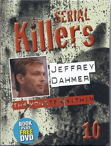JEFFREY DAHMER SERIAL KILLERS BOOK DVD 2010