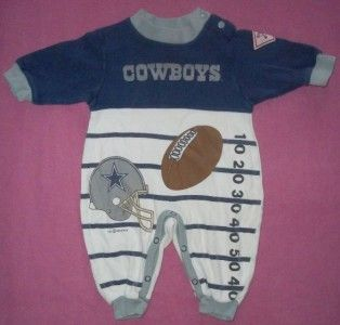 Dallas Cowboys Apparel Babies