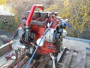 Cummins 4BT 3 9 Turbo Diesel Engine