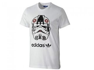 Adidas Originals Star Wars at at Pilot T Shirt O58949