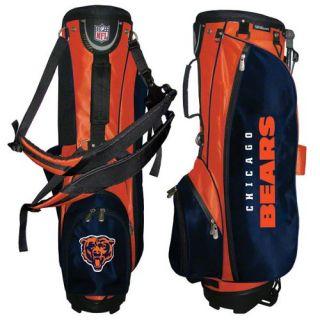 description officially licensed chicago bears nfl golf bag quality