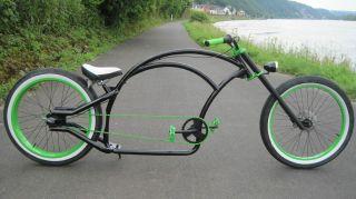 Custom Bicycle Custom Built Chopper Bike Beach Cruiser 7SPEED
