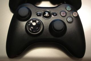 Custom PS3 Button Analog Kit for Xbox Controller