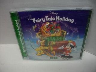 disney fairy tale holiday christmas 2008 holiday music cd 050087122720 - Disney Christmas Music