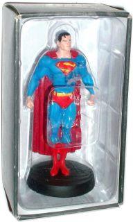 DC Comics Super Hero Collection #2 SUPERMAN Figurine / Lead Figure