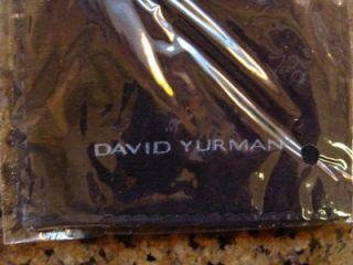 Authentic David Yurman Bezel Diamond Cable Bracelet Bangle in 18K YG