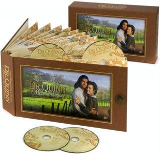 Dr Quinn Medicine Woman Complete Series 42 DVDs Season 1 2 3 4 5 6 1 6