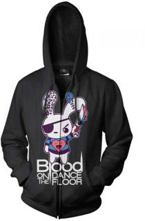 Blood on The Dance Floor Blood Bunny Hoodie SM MD LG XL XXL New
