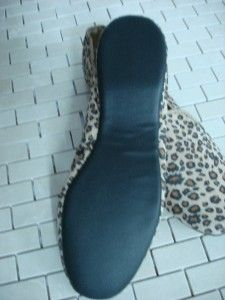 DANIEL GREEN Animal Print Womens Bedroom Slippers House Shoes