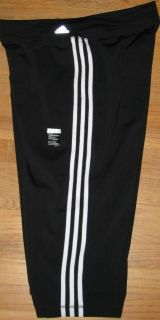 Adidas Capri Workout Pant L XL New Yoga Adidas Rebound Capri