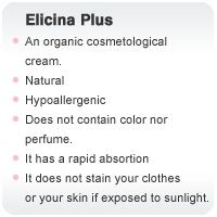 Elicina Plus Crema de Caracol Snail Cream Choose Size