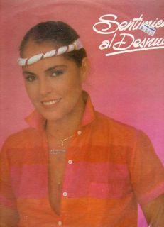 Lupita D'Alessio LP Sentimiento Al Desnudo LP