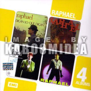 CD Raphael Digan Lo Que Digan El Golfo Yo Soy Aquel Raphael New 4