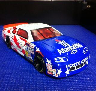 Dale Earnhardt Olympic Car Action Diecast Nascar Racing 1 24 Scale