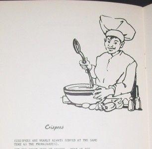 Augustine Florida Old Recipes Cookbook Gopher Stew Datil Pepper Flan