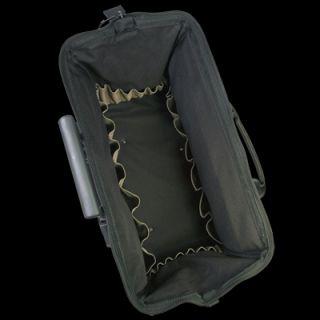 CLC 1168 Trolley Tool Bag 18 w 44 Pocket Sideglide™ Rolling Tool