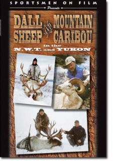 highly regarded Hunting Dall Sheep and Caribou in the NWT is shown
