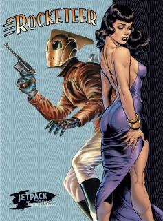 JETPACK TREASURY EDITION XX limited Bettie Page Edition Dave Stevens