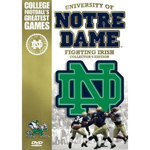 proud tradition of notre dame football has been built by celebrated