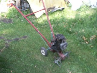 David Bradley Roto Spader Garden Tiller Briggs Gas Engine Motor for