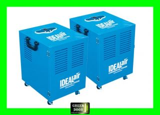 manufacturer ideal air description automatic restart allows unit to be