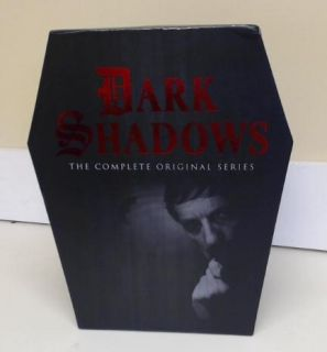 Dark Shadows The Complete Original Series (Deluxe Edition) (2012)