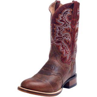 Dan Post Mens DP2816 11 Stockman Distressed Cowboy Certified Western