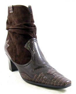 Moda Spana Del Rio Brown Western Boot Womens 9 5 M