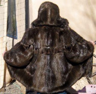 Fabulous Alaska David Green Canadian Made Fur Parka