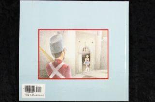 HB Childrens Book The STEADFAST TIN SOLDIER Hans Christian Andersen